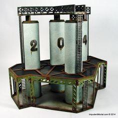 Industrial Storage Tanks - Impudent Mortal