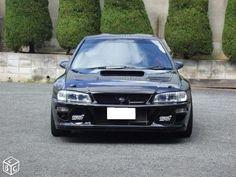 Subaru impreza type r 22b sti turbo 4 rm prodrive
