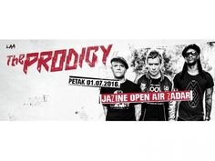 The Prodigy - Jazine Open Air Zadar