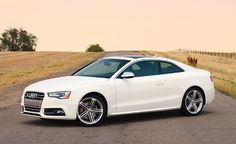 2013 Audi S5 Coupe - Someday when I get rich this will be my next car!!!!
