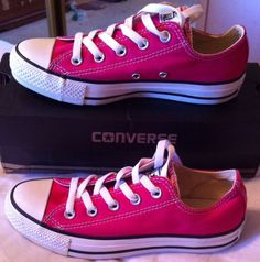 New Converse Shoes Cosmo Pink Womens 6 Mens 4 Athletic, Skate, Casual Shoe in Athletic | eBay