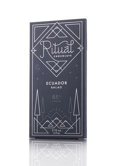 85% Cacao Made with cacao from Camino Verde in Balao, Ecuador- a lush growing region that is nestled between the Pacific Ocean and the Andes Mountains. This chocolate is intensely rich because of its