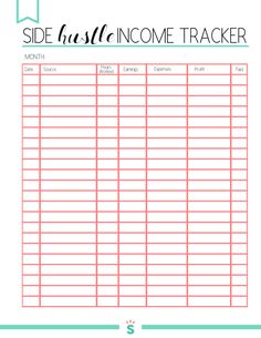 FREE Printable Small Business Planner 2020 FREE Printable Small Business Planner 2019 Easy Income Tracker to help you get organized and making more money! Date, Printable Planner, Free Printables, Printable Recipe, Craft Business, Online Business, Business Accounting, Business Tips, Ideas