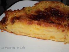 Moelleux caramélisé aux Pommes (thermomix)