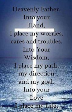 Heavenly Father...