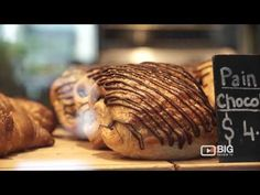 Bread and Butter a Cafe in Auckland serving Coffee and Sourdough Bread - YouTube
