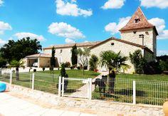 Propriété avec maison de caractère de 300 m² habitable secteur Agen sud...