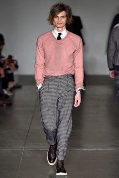 Todd SnyderMenswear Fall Winter 2018 CollectionNew York Fashion WeekNYTCREDIT NOWFASHION