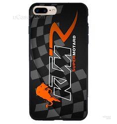 KTM Super Motard Team Racing iPhone Cases Case