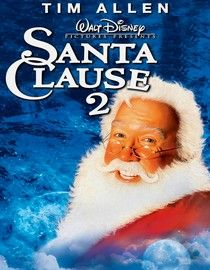 The Santa Claus 2 (2002) After learning his contract contains a clause requiring him to take a wife by Christmas Eve, Scott Calvin -- aka Santa Claus -- leaves a robotic version of Kris Kringle in charge at the North Pole and sets off to find a spouse. Cast: Tim Allen, Elizabeth Mitchell...11a