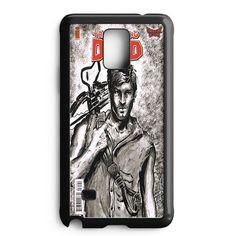Daryl Dixion Walking Dead Samsung Galaxy Note 4 Case