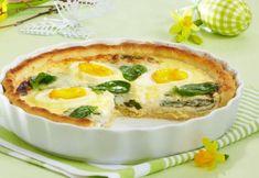 Tartă cu brânză și spanac | Click! Pofta Buna!