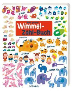 Mein großes Wimmel-Zähl-Buch