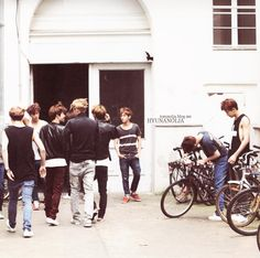 DIE JUNGS : EXO Exo Ot12, Exo K, Luhan, Photo Book, Kpop, Numb, Black And White, Babe, Memories