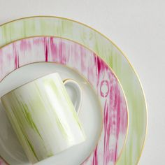 loving this new collection of dinnerware from Michael Devine!