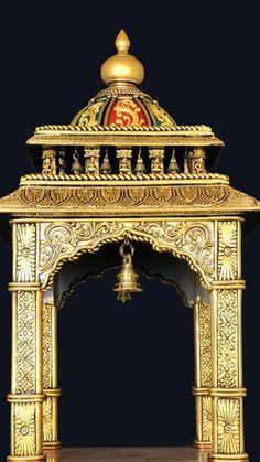 Indian Artwork, Indian Art Paintings, Ganpati Decoration Design, Ganapati Decoration, India Decor, Pooja Mandir, Ornament Drawing, Best Background Images, Cardboard Art