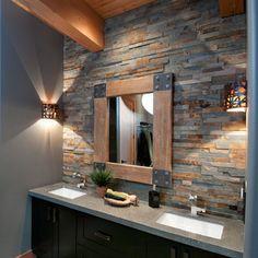 Modern bathroom furnishingsation board features pins like small bathroom style, dream master bathroom, dream house, home deco, downstairs loo and Bathroom Wall Colors, Diy Bathroom Decor, Bathroom Ideas, Bathroom Spa, Bathroom Organization, Shower Ideas, Bathroom Green, Paint Bathroom, Bathroom Carpet