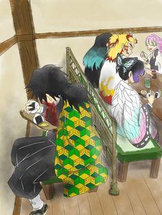 Demon Slayer( Kimetsu No Yaiba) Photo+memes - Giyu Anime Meme, Manga Anime, Anime Art, Slayer Meme, Demon Slayer, Memes Fr, Demon Hunter, Another Anime, Animes Wallpapers