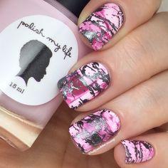 Smoosh nails