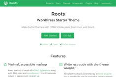 The Most Amazing Free Blank WordPress Themes