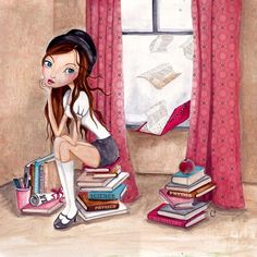 Graduate ~ Artist: Caroline Bonne-Muller  http://sunnydaypublishing.com/books/