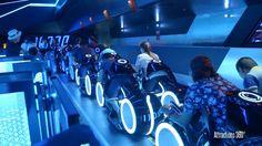 Si te gusta la película Tron, esta atracción de Disney te va a encantar - #Atracciones, #Disney, #Tron