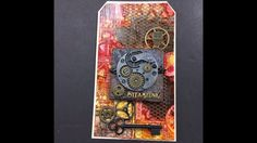 #TagItTuesday for June -  Gears and Steampunk - YouTube