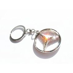 Bling keychain for Mercedes with Swarovski crystals