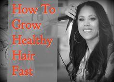 Hair Growth Pills | How To Grow Hair Fast