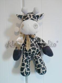 Bichinhos Safari Girafa