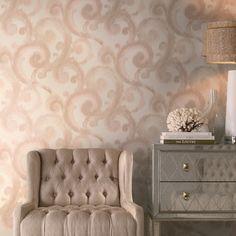 "0 Likes, 1 Comments - We Love Wallpaper (@we_love_wallpaper) on Instagram: ""'Modern Artisan' - Arabesque by Candice Olson (YDSA64) #WeLoveWallpaper #wallpaper #wallpapernz…"""