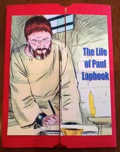 Life of Paul Lapbook printables