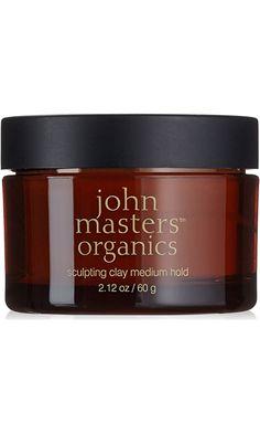 John Masters Organics Sculpting Clay-Medium Hair Hold, 2.12 Ounce Best Price
