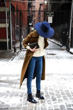 How To Elevate A Classic Winter Outfit
