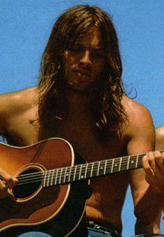 Hello my true love....David Gilmour, Pink Floyd