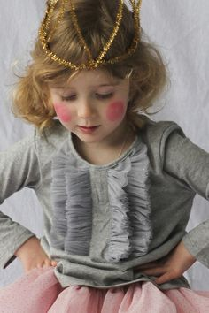Love the tulle ruffles x