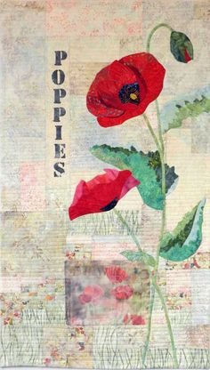 Loving the poppy, it is impossible to say poppy without a little joy springing up from the inside.