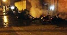Incêndio em Centro de Convenções foi criminoso, diz prefeitura