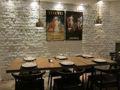Restaurant in London: Trishna - Restaurant Trishna Londen