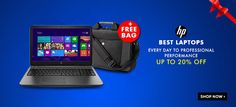 Every day to professional performance Get Upto 20% Off + Free Bag
