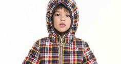 K-Way Kids Autunno Inverno 2014: ecco le nuove #giacche per #bambino. #modabambino #kids #fashionkids