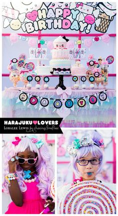 Harajuku Lovers Party Line | Loralee Lewis | Bloglovin'