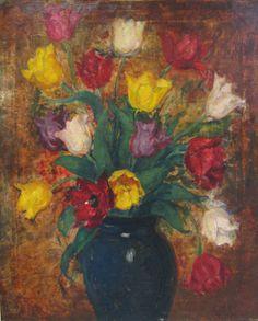 Stanis Dessy, 1926, olio su tela, Sardegna
