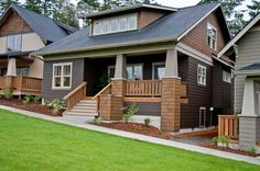 New Construction -  Craftsman Inspired - Arts & Crafts -  Bungalow