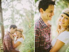 An Engagement Session that really shows their fun personality.