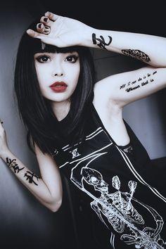 Wylona Hayashi  (ಠ_ರೃ)