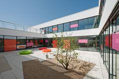 MAGK + illiz Architektur: centro per l'infanzia, Maria Enzersdorf