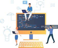 Hire our full stack developer and get best full stack engineer. Our developer has year full stack programmer experienced. Contact us today for demo of full stack coding. App Development Companies, Web Development, Company Brochure Design, Software Apps, Ruby On Rails, Learning Apps, Used Computers, Business Analyst, Brand Management