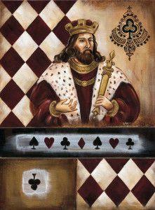 картинки для декупажа. игральные карты. шахматы.