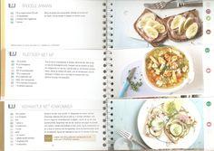 Weight Watchers - Broodje banaan // Rijstsoep met kip // Vispakketje met komkommer